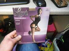 LEVANTE Vanessa 15 deniers visone HAUT SOUPLE MAT LOOK jambe bas