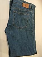 CALVIN KLEIN BLUE DENIM JEANS MEN SIZE MEDIUM 34