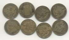 50 CENTIMES 1921+1922+1923+1924+1925+1926+1927+1928