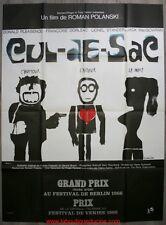CUL DE SAC Affiche Cinéma / Movie Poster 160x120 Roman Polanski