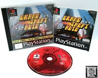Grand Theft Auto GTA ~ Sony PlayStation PS1 Value Series *Very Good Complete*