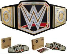 WWE World Heavyweight Championship Title Belt Prop Replica
