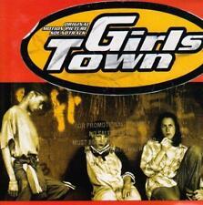 GIRLS TOWN [Soundtrack CD] Salt N Pepa*Queen Latifah*Yo-Yo*PJ Harvey*Tyte RARE
