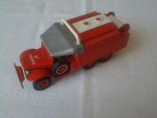 Solido n° 242 - Dodge 6X6 T223 WC63 Pompiers de Saint Tropez