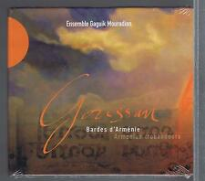 CD (NEW) GOUSSAN ARMENIAN TROUBADOURS BARDES D'ARMENIE