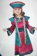 Magnifique Robe DISNEY  ELISABETH SWAN -  8/10 ans - NEUVE
