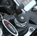 RAM X-Grip Motorcycle Fork Stem Mount for iPhone 6+, With/Without Case or Sleeve