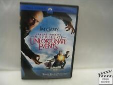 Lemony Snicket's Series of Unfortunate Events *DVD*FS*
