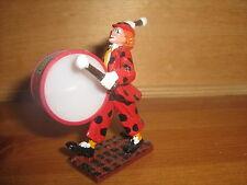 Britains 08675 Parata del Circo Clown con grancassa