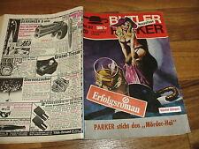 Günter Dönges -- BUTLER PARKER  # 87 -- PARKER STICHT den MÖRDER-HAI....