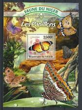 Niger 2013 Papillons bloc n° 135 neuf ** MNH