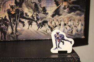 Batman Returns 3D Board Game Board. Replacement Parts -  Catwoman Figure