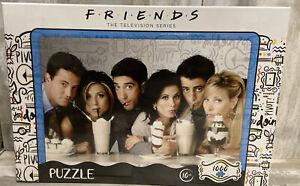Black Friday Sale Friends Milkshake 1000 Piece Puzzle White Sealed
