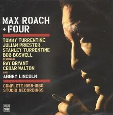 Complete 1959-1960 Studio Recordings by Max Roach (2 CDs)