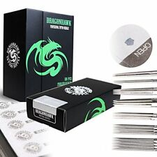 Silver Series Tattoo Needles Assorted Liners Shaders 50 Pcs Disposable Box YBZ