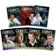 Quincy M.E.: Complete Jack Klugman Series Season 1 2 3 4 5 6 7 8 Box/DVD Set(s)