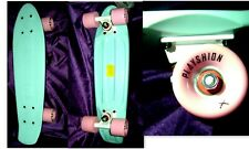 "PLAY SHION PLAYSHION 22"" Mini Cruiser Beginner Skateboard! New W/O Box!"