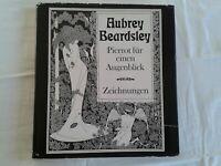 Aubrey Beardsley: Pierrot für einen Augenblick - Zeichnungen, 1984