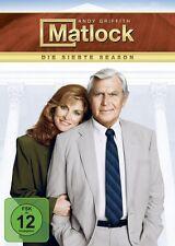 NANCY STAFFORD ANDY GRIFFITH - MATLOCK S7 5 DVD NEU