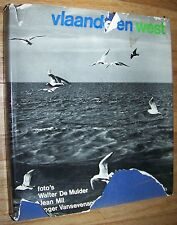 VINTAGE DUTCH BOOK VLAANDEREN WEST NETHERLANDS