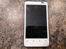 ZTE Muve Music N8000 (Cricket) White Smartphone Mobile Phone