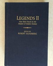 The Legends II Limited Edition Signed by all Eleven Authors w/Slipcase