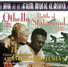 Battle of Stalingrad & Othello Suites, New Music