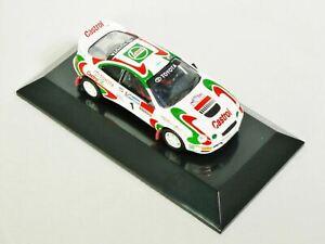 1/64 CMs RALLY CAR COL SS12 Figure TOYOTA Celica GT-FOUR No. 1 1994 Australia