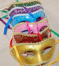 3pc Chic Venetian Party Masquerade Glitter fancy dress Man/Woman Mask dance