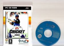 EA SPORTS CRICKET 2002 PC GAME - TESTED