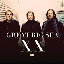 GREAT BIG SEA - XX [DIGIPAK] NEW CD