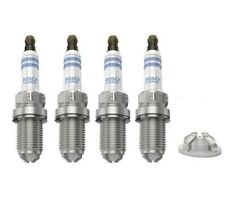 Spark Plugs x 4 Bosch Platinum For Mini Cooper /S BMW 3 5 Series E30 34 36 46 Z3
