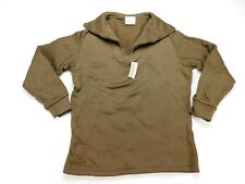 US Military Cold Weather Coyote Undershirt Polypropylene Base Layer S Small NWT