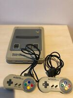 Nintendo Super Famicom Console,2 controllers Tested & Working, DHL F/S 002