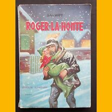 ROGER-LA-HONTE Jules Mary Éditions Rouff 1953