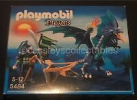 Playmobil 5484 How To Train Your Dragon Knights Castle Magic Complete New