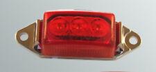 NEW RED LED Clearance Marker Light Truck Trailer RV Boat  LED