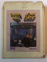 Daryl Hall & John Oates Bigger Than Both of Us 8 Track Tape Tested C