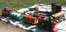 VINTAGE PLAYSKOOL EXPRESS - FIRST TRAIN TRACK SET 1988