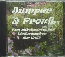 CD JUMPER & PREUß - vom inconnu auteur-compositeur-interprète der welt