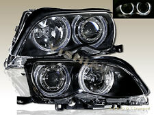 2002-2005 BMW E46 3-SERIES 323i 325i 328i 330i 4 DR SEDAN PROJECTOR HEADLIGHTS