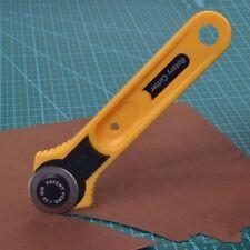 Cortador Rotatorio 28 mm Herramienta de hoja circular de corte modelo Artesanal haciendo-RC28