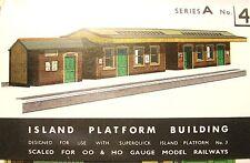 SQ4  SUPERQUICK ISLAND PLATFORM BUILDINGS   A4