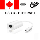 USB Type C 3.1 USB-C to Ethernet RJ45 Adapter Internet LAN Network for Macbook