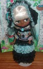 4 pc. Handmade Hand Crochet Dress Set for the 30 cm {12 in.} Blythe Doll