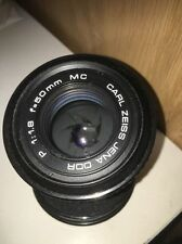 ZEISS Manual Focus f/1.8 Camera Lenses