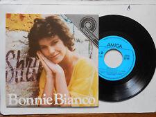 Schallplatte  ST45 Vinyl.  Bonnie Bianco