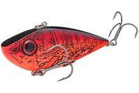 Strike King REYESDTT34-648 Chili Craw Red Eye Shad Tungsten 2 Tap Crankbait