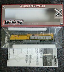 Nice ScaleTrains Union Pacific ET44AC Tier 4 Gevo w/ Extra Details #2683 HO