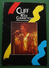 Cliff Richard - Cliff The Rock Connection 1985 Programme